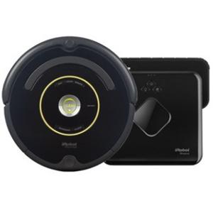 iRobot扫擦组合Roomba650+Braava380