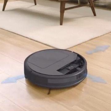 小米扫地机器人可以拖地吗?