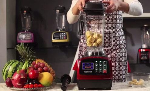 破壁机的使用方法视频 多功能破壁料理机通用