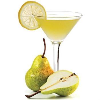 柠檬雪梨汁