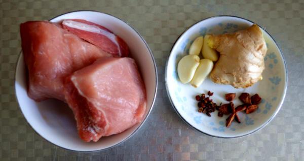 破壁料理机做猪肉松方法